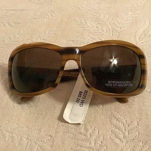BCBGMaxAzria 100% UV sunglasses